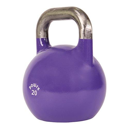 Kettlebell Haut Gamme Le Choix Des Pros halteres 20kg violet