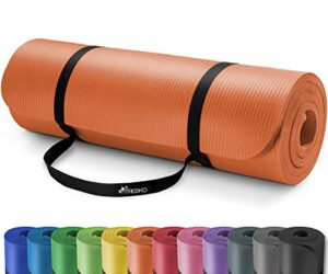 Tapis Gym Yoga confortable