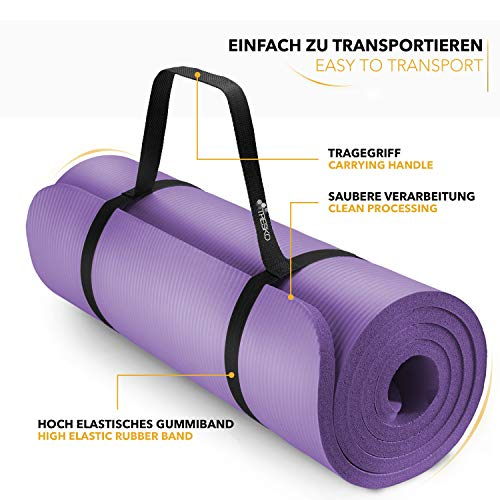 Tapis Gym Yoga confortable quality