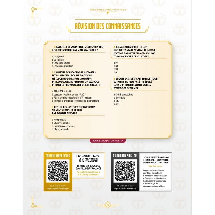 meilleur L'encyclopédie de la Préparation Physique Bible des Coachs