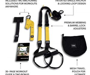 TRX Sangle de Suspension Pack Fitness