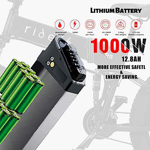 batterie Meilleur electrique VTT